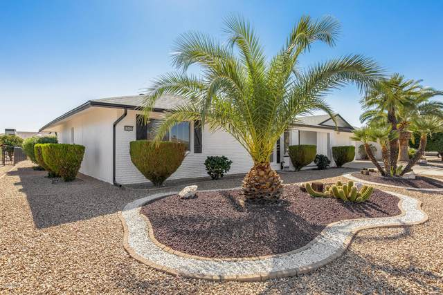 12415 W Marble Drive, Sun City West, AZ 85375 (MLS #6148087) :: TIBBS Realty