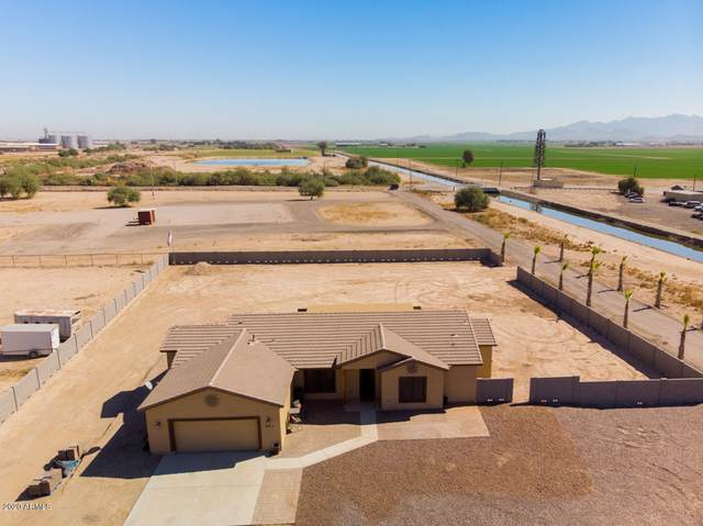 6212 S Dean Road, Buckeye, AZ 85326 (MLS #6148088) :: Openshaw Real Estate Group in partnership with The Jesse Herfel Real Estate Group