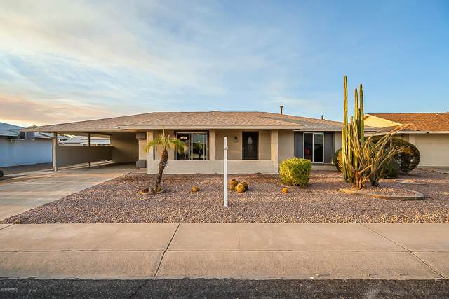 10710 W Camelot Circle, Sun City, AZ 85351 (MLS #6148093) :: The Daniel Montez Real Estate Group