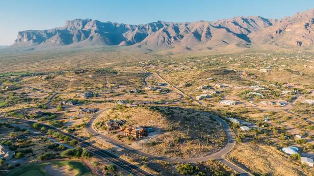 3681 S Vista Loop, Gold Canyon, AZ 85118 (MLS #6148126) :: Long Realty West Valley