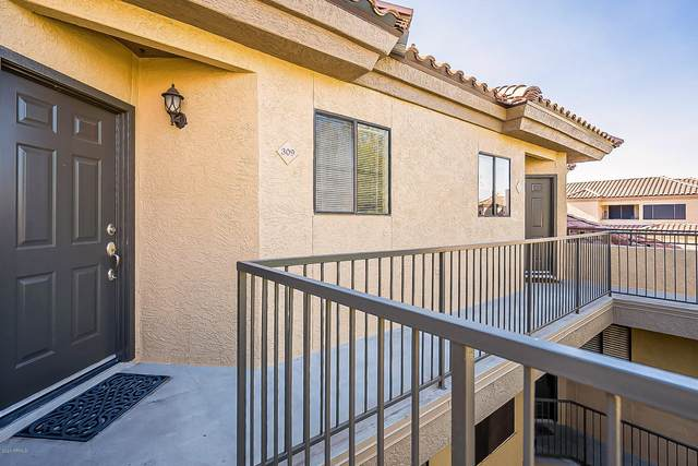 4925 E Desert Cove Avenue #309, Scottsdale, AZ 85254 (MLS #6148189) :: Openshaw Real Estate Group in partnership with The Jesse Herfel Real Estate Group