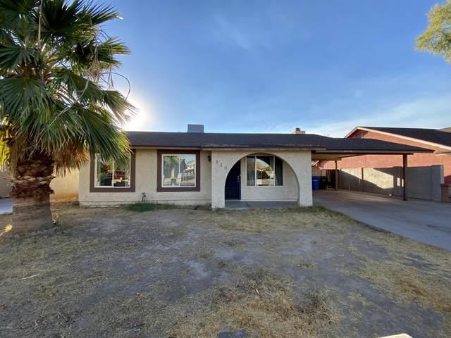 530 N 69TH Drive, Phoenix, AZ 85043 (MLS #6148194) :: Devor Real Estate Associates