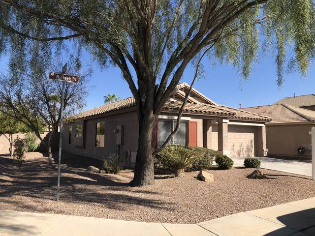 42444 W Michaels Drive, Maricopa, AZ 85138 (MLS #6148200) :: The Ellens Team