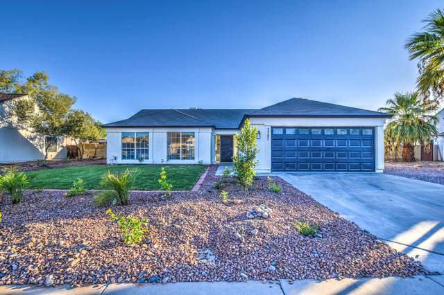 3587 W Boston Street, Chandler, AZ 85226 (MLS #6148233) :: Openshaw Real Estate Group in partnership with The Jesse Herfel Real Estate Group