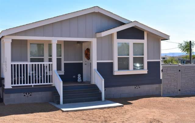 16033 S Papago Drive, Cordes Lakes, AZ 86333 (MLS #6148235) :: Walters Realty Group