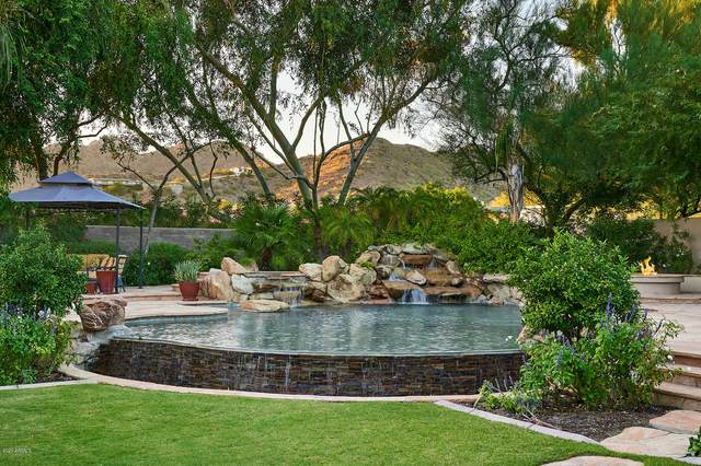 6158 N Paradise View Drive, Paradise Valley, AZ 85253 (MLS #6148242) :: The Everest Team at eXp Realty