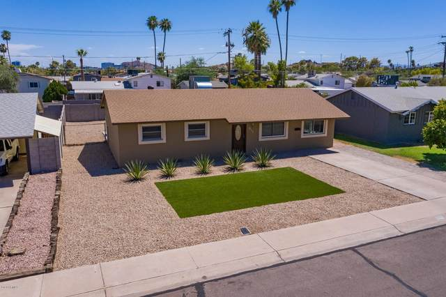 513 E Fillmore Street, Tempe, AZ 85281 (MLS #6148250) :: My Home Group