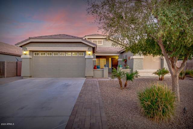 21789 N Celtic Avenue, Maricopa, AZ 85139 (MLS #6148288) :: Scott Gaertner Group