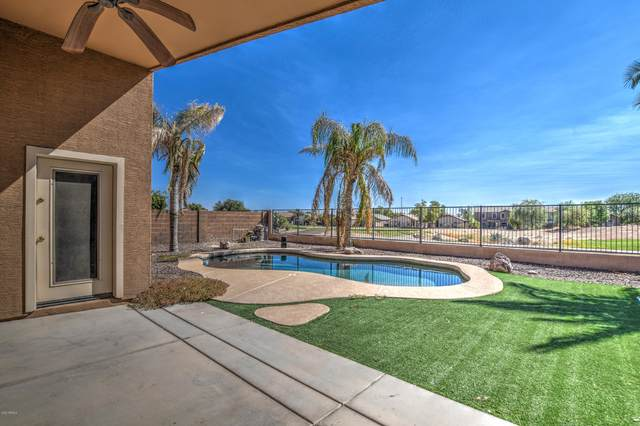 29661 N Candlewood Drive, San Tan Valley, AZ 85143 (MLS #6148302) :: Dijkstra & Co.