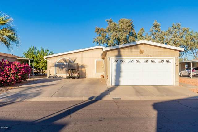 11201 N El Mirage Road A49, El Mirage, AZ 85335 (MLS #6148304) :: Long Realty West Valley