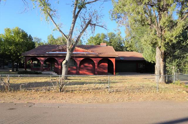 1102 E Cedar Lane, Payson, AZ 85541 (MLS #6148311) :: The J Group Real Estate | eXp Realty