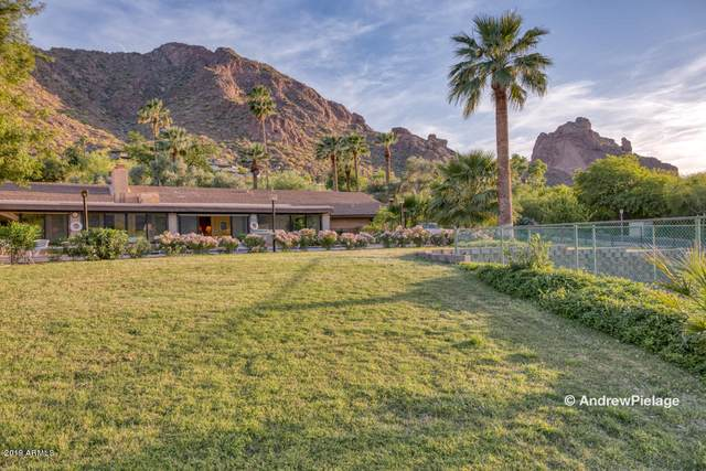 5825 N Superstition Lane, Paradise Valley, AZ 85253 (MLS #6148312) :: The Newman Team