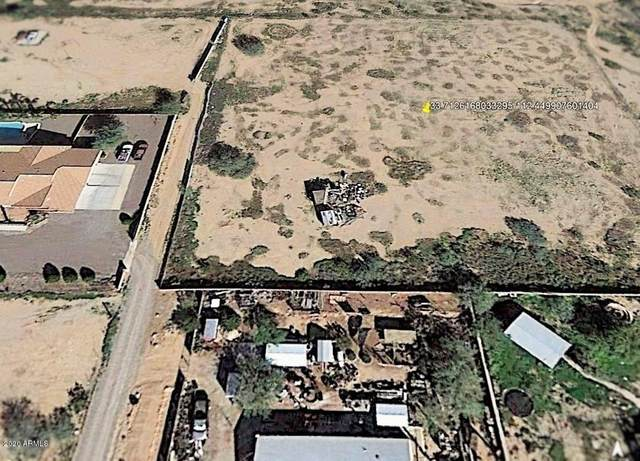 0 W W Happy Valley Rd Road, Surprise, AZ 85374 (MLS #6148327) :: Conway Real Estate