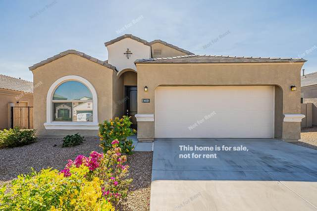 4121 W White Canyon Road, Queen Creek, AZ 85142 (MLS #6148329) :: Openshaw Real Estate Group in partnership with The Jesse Herfel Real Estate Group
