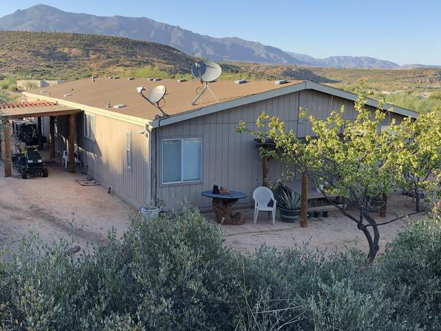 147 W Lincoln Drive, Tonto Basin, AZ 85553 (MLS #6148335) :: Openshaw Real Estate Group in partnership with The Jesse Herfel Real Estate Group