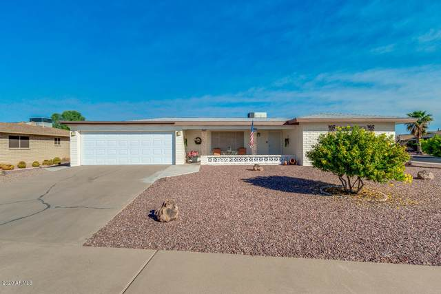 6132 E El Paso Street, Mesa, AZ 85205 (MLS #6148336) :: Openshaw Real Estate Group in partnership with The Jesse Herfel Real Estate Group
