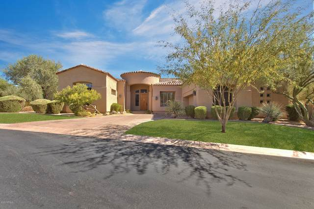 9290 E Thompson Peak Parkway #235, Scottsdale, AZ 85255 (MLS #6148341) :: Openshaw Real Estate Group in partnership with The Jesse Herfel Real Estate Group