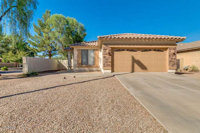 928 S Roca Street, Gilbert, AZ 85296 (MLS #6148383) :: The Ellens Team