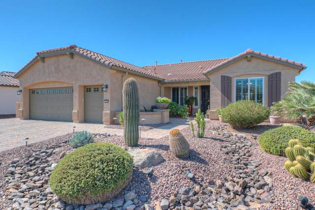 2030 N 164TH Avenue, Goodyear, AZ 85395 (MLS #6148390) :: The AZ Performance PLUS+ Team