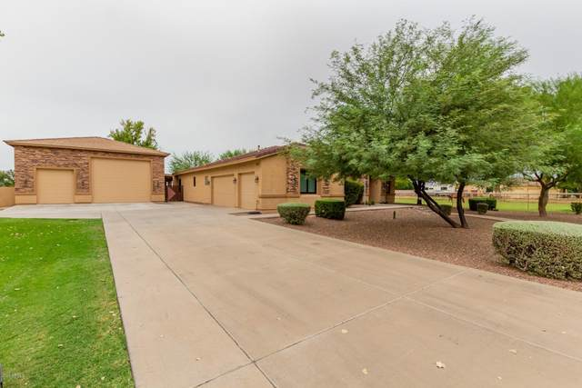 494 W Via De Palmas Street, Queen Creek, AZ 85140 (MLS #6148406) :: Nate Martinez Team
