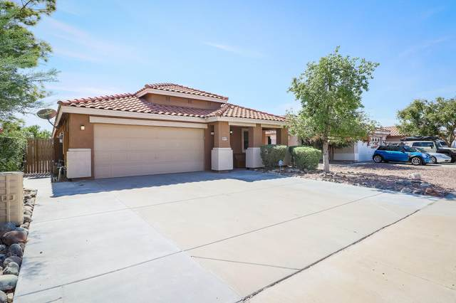 10517 W Sands Drive, Peoria, AZ 85383 (MLS #6148415) :: Openshaw Real Estate Group in partnership with The Jesse Herfel Real Estate Group