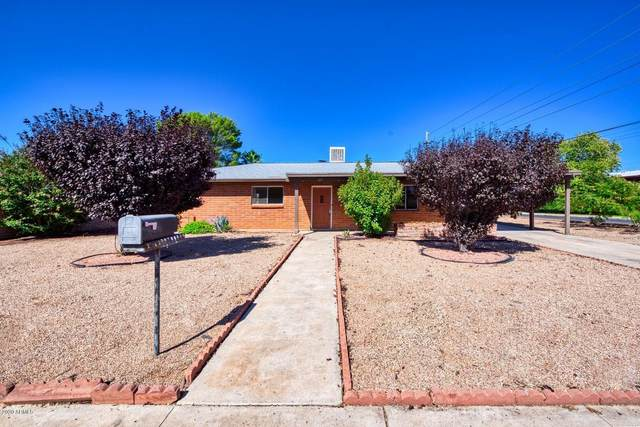 601 Raymond Drive, Sierra Vista, AZ 85635 (MLS #6148416) :: Walters Realty Group