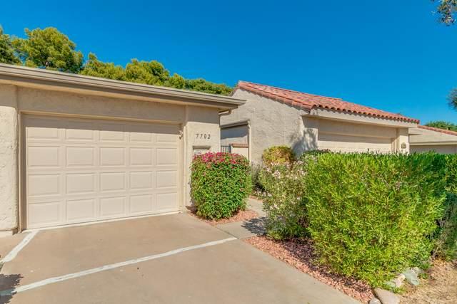 7702 E Vista Drive, Scottsdale, AZ 85250 (MLS #6148455) :: Keller Williams Realty Phoenix