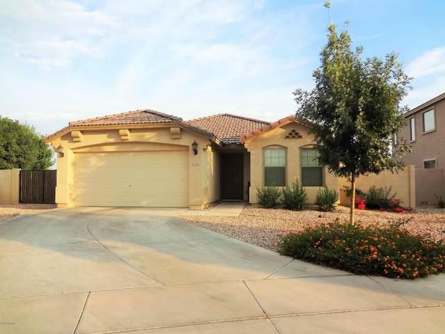 3551 E Aris Drive, Gilbert, AZ 85298 (MLS #6148457) :: Nate Martinez Team