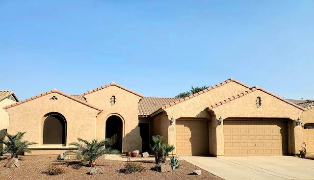 17928 W Echo Lane, Waddell, AZ 85355 (MLS #6148461) :: Dave Fernandez Team | HomeSmart