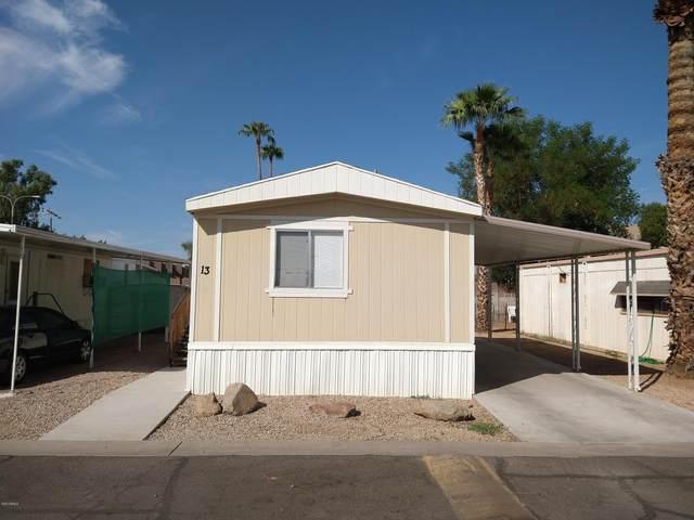 7200 N 43rd Avenue #13, Glendale, AZ 85301 (MLS #6148465) :: Nate Martinez Team