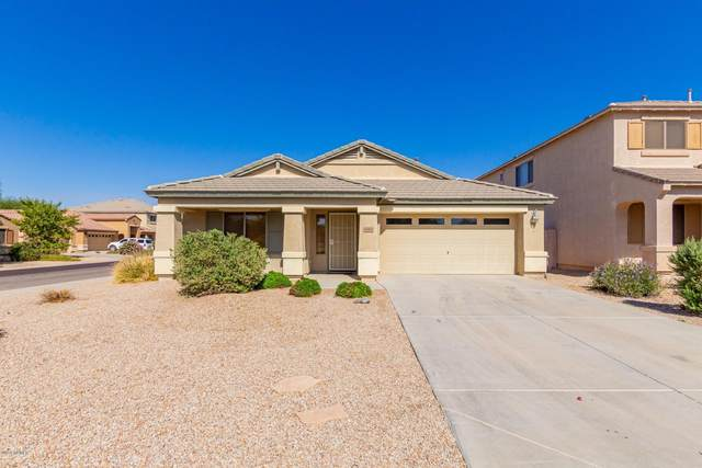 3842 E Aragonite Lane, San Tan Valley, AZ 85143 (MLS #6148488) :: Openshaw Real Estate Group in partnership with The Jesse Herfel Real Estate Group