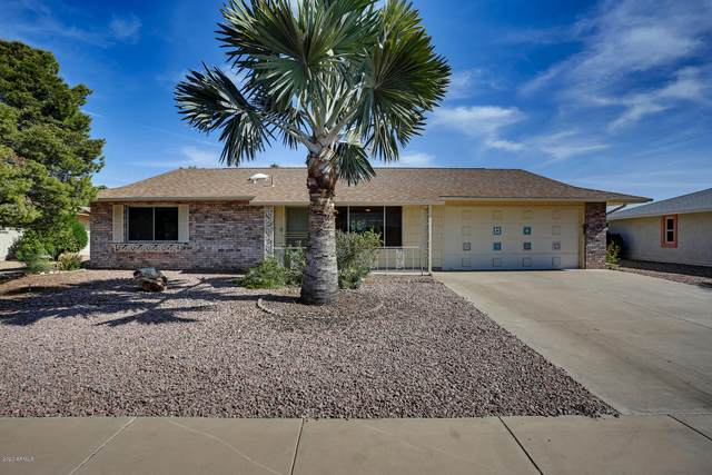 17827 N 135th Avenue, Sun City West, AZ 85375 (MLS #6148494) :: My Home Group