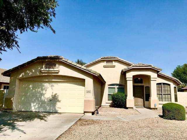 2252 E Catclaw Street, Gilbert, AZ 85296 (MLS #6148496) :: Nate Martinez Team