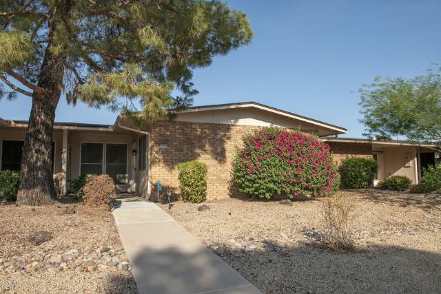 13334 W Copperstone Drive, Sun City West, AZ 85375 (MLS #6148502) :: Conway Real Estate
