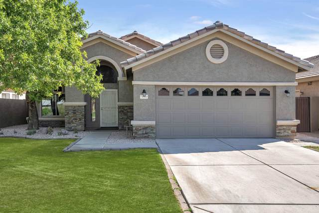 2955 N 83RD Place, Scottsdale, AZ 85251 (MLS #6148510) :: The Helping Hands Team