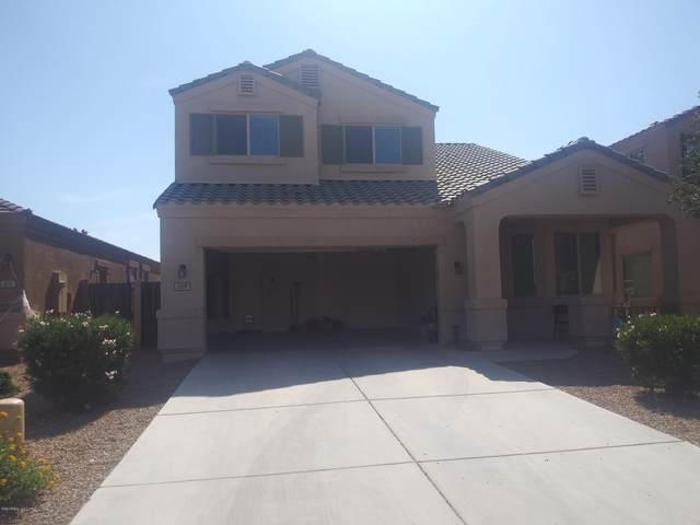 5019 E Iolite Street, San Tan Valley, AZ 85143 (MLS #6148516) :: Openshaw Real Estate Group in partnership with The Jesse Herfel Real Estate Group