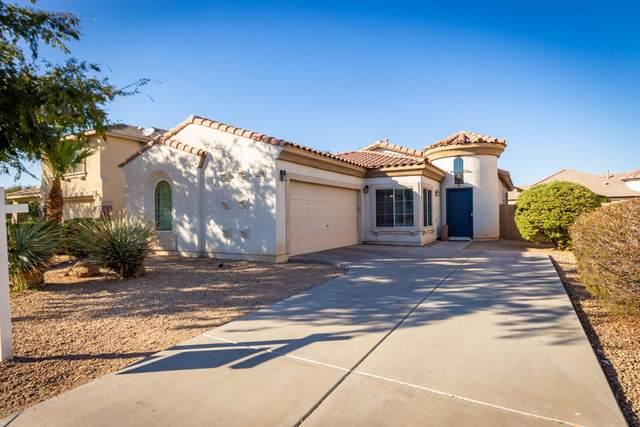 7218 W Morten Avenue, Glendale, AZ 85303 (MLS #6148521) :: Brett Tanner Home Selling Team
