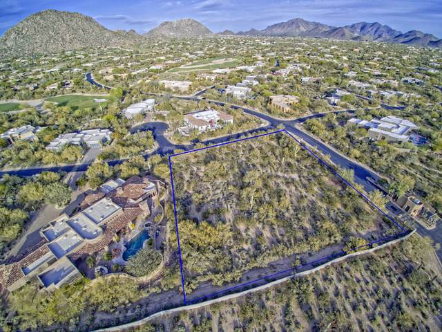 10040 E Happy Valley Road, Scottsdale, AZ 85255 (MLS #6148530) :: The Daniel Montez Real Estate Group