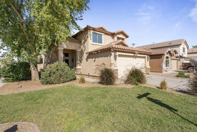 4054 E Citrine Road, San Tan Valley, AZ 85143 (MLS #6148532) :: Openshaw Real Estate Group in partnership with The Jesse Herfel Real Estate Group