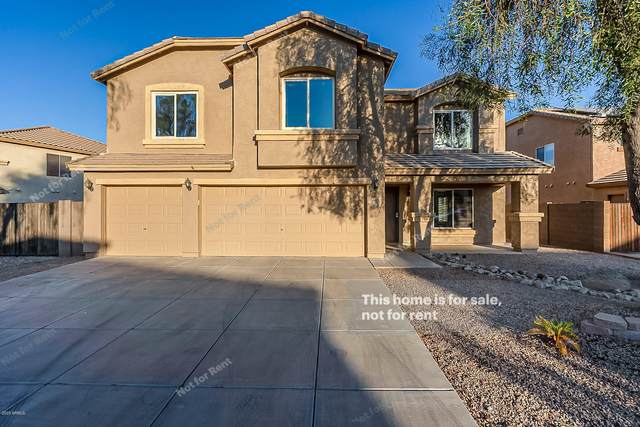 27975 N Sandstone Way, San Tan Valley, AZ 85143 (MLS #6148540) :: Openshaw Real Estate Group in partnership with The Jesse Herfel Real Estate Group