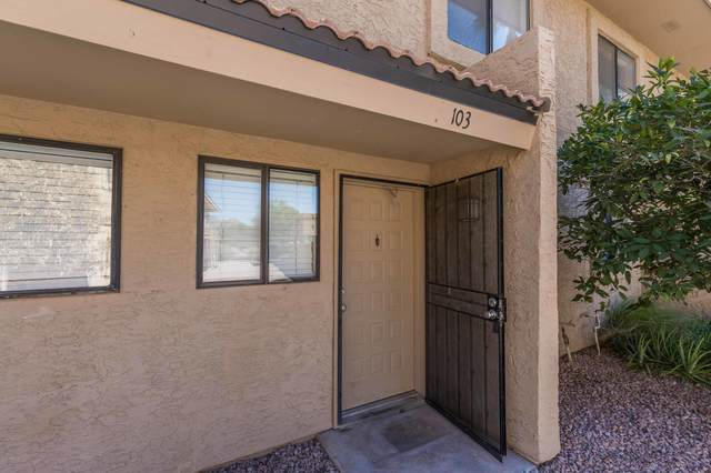12627 N La Montana Drive #103, Fountain Hills, AZ 85268 (MLS #6148554) :: The W Group