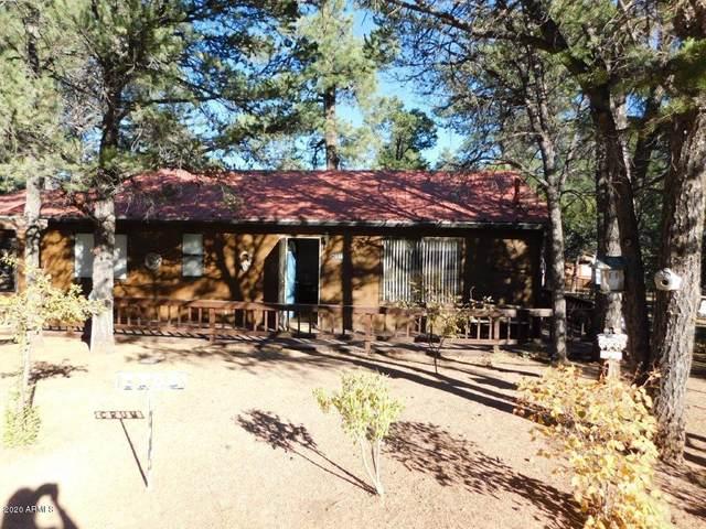 2933 S Woods Drive, Overgaard, AZ 85933 (MLS #6148559) :: Yost Realty Group at RE/MAX Casa Grande