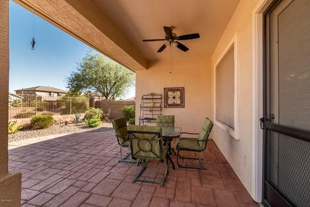 20785 N Santa Cruz Drive, Maricopa, AZ 85138 (MLS #6148570) :: Sheli Stoddart Team   M.A.Z. Realty Professionals