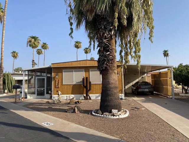 4065 E University Drive #245, Mesa, AZ 85205 (MLS #6148577) :: neXGen Real Estate