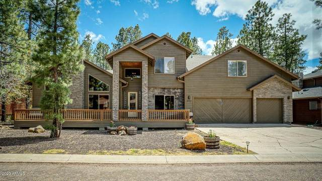 5751 Hidden Oak Drive S, Pinetop, AZ 85935 (MLS #6148583) :: Power Realty Group Model Home Center