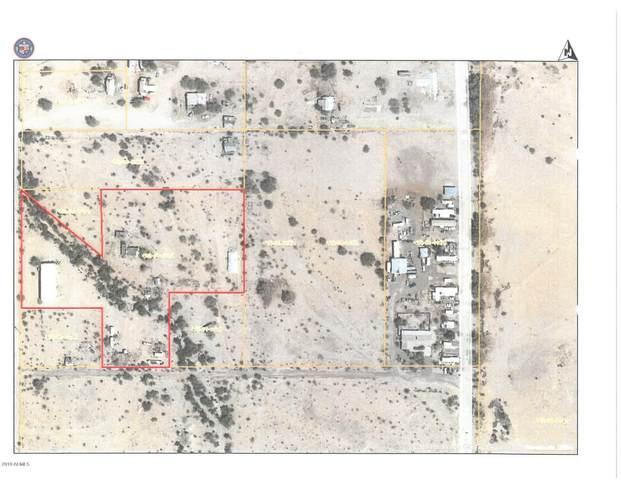 53431 S Stout Road, Gila Bend, AZ 85337 (MLS #6148607) :: Yost Realty Group at RE/MAX Casa Grande