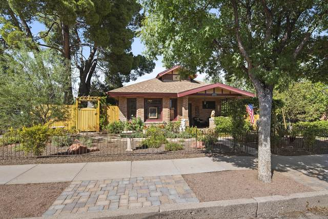 1320 Main Street, Clarkdale, AZ 86324 (MLS #6148609) :: Openshaw Real Estate Group in partnership with The Jesse Herfel Real Estate Group