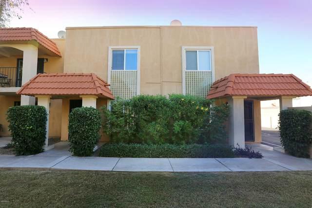601 E Palo Verde Drive #20, Phoenix, AZ 85012 (MLS #6148611) :: Brett Tanner Home Selling Team