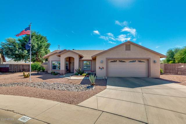 1867 N Boulder Court, Casa Grande, AZ 85122 (MLS #6148633) :: The Daniel Montez Real Estate Group