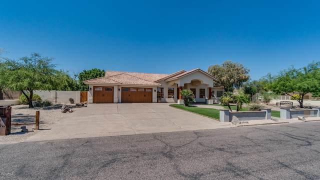 9514 W Avenida Del Sol, Peoria, AZ 85383 (MLS #6148646) :: Long Realty West Valley